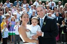 Préparatifs et cérémonie du mariage